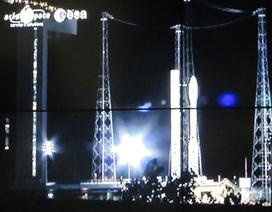 VNREDSat- 1 tiếp tục chụp ảnh toàn bộ lãnh thổ Việt Nam