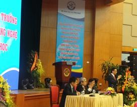 Giải thưởng Tạ Quang Bửu vinh danh 2 nhà khoa học xuất sắc
