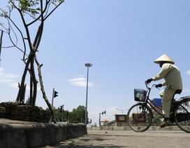 Miền Trung nắng nóng 40 độ C