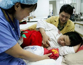 Nam giới có thể được hưởng chế độ thai sản 5 - 7 ngày