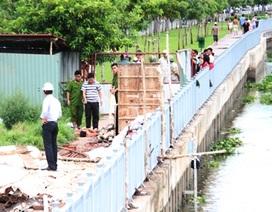 Phát hiện thi thể phụ nữ trôi trên kênh Nhiêu Lộc - Thị Nghè