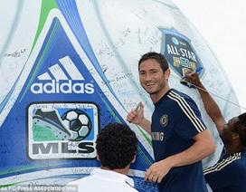 Lampard cam kết tương lai ở Chelsea