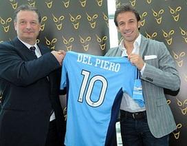 Từ chối Liverpool, Del Piero quyết định sang Australia chơi bóng