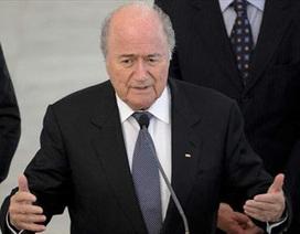 Chủ tịch FIFA ủng hộ cầu thủ TBN giành Quả bóng vàng 2012