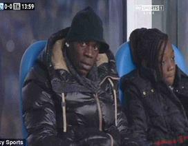 """PSG sẵn sàng vung tiền """"giải thoát"""" Balotelli"""