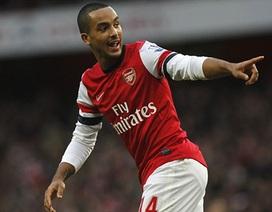 Wenger tự tin sẽ giữ được Theo Walcott ở lại Arsenal