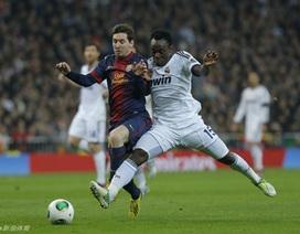 Barcelona tiếc hùi hụi sau trận hòa Real Madrid