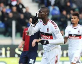Inter đả bại Chievo, AC Milan thoát hiểm trước Cagliari nhờ Balotelli