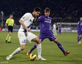 Inter thua tan tác ngay trên sân của Fiorentina