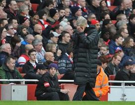 Wenger bị kêu gọi từ chức sau thất bại tủi hổ ở FA Cup