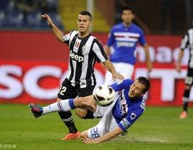 Juventus bất ngờ gục ngã trong ngày hạ màn Serie A