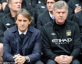 """Mancini vẫn """"mạnh miệng"""" tin vào tương lai ở Man City"""