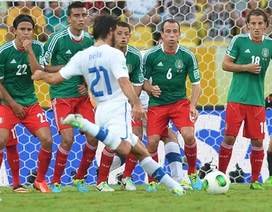 Chiêm ngưỡng kiệt tác của Pirlo trong trận thứ 100 khoác áo Italia