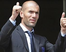 Zidane không đủ điều kiện làm HLV Real Madrid
