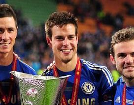 Del Bosque thẳng tay loại bộ ba Chelsea khỏi tuyển Tây Ban Nha