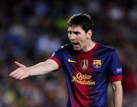 """Messi bị """"vạch mặt"""" chửi mắng, bắt nạt đồng đội"""