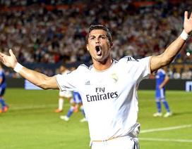 C.Ronaldo bỏ lễ trao giải Cầu thủ xuất sắc nhất châu Âu