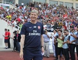Wenger hứa sẽ gấp rút tăng cường lực lượng