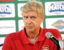 HLV Wenger dự đoán sẽ có 6 đội đua tranh chức vô địch