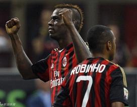 Inter, AC Milan đại thắng ở vòng 2 Serie A