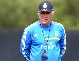 Ancelotti tự tin có thể kết hợp cặp Bale-Ronaldo