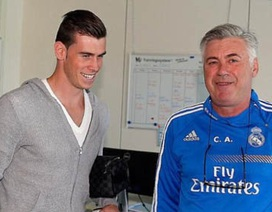 Gareth Bale sẽ trở lại ở trận derby Madrid