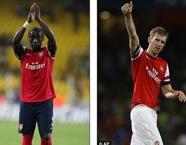"""Nổ xong """"bom tấn"""" Ozil, Arsenal gấp rút giữ chân trụ cột"""
