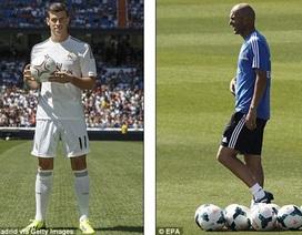 Đích thân Zidane lên tiếng chê Gareth Bale quá đắt