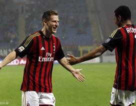 Vượt qua Udinese, AC Milan sẵn sàng nghênh chiến Barcelona