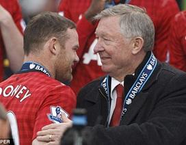 Rooney không rời khỏi MU vì sợ…mất tiền