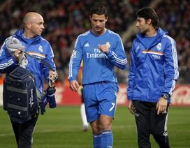Real Madrid âu lo vì chấn thương của C. Ronaldo