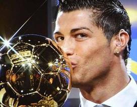 FIFA công khai hạ thấp C.Ronaldo, thiên vị Messi