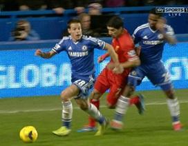 Mourinho chỉ trích thậm tệ thói ăn vạ của Suarez
