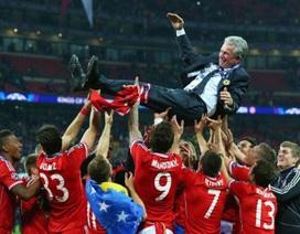 Alex Ferguson, Klopp, Heynckes tranh giải HLV xuất sắc nhất