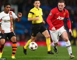 """MU chuẩn bị sẵn 50 triệu bảng để """"trói"""" Rooney"""