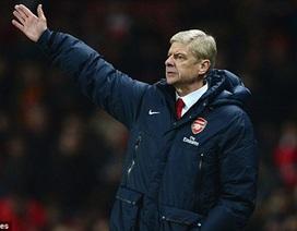 Wenger tôn trọng MU, lo lắng trước lịch thi đấu tử thần