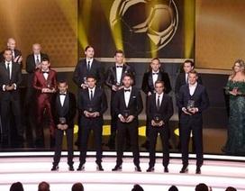 Đội hình tiêu biểu FIFA: Barcelona vẫn là nhất!