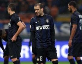 Để Chievo cầm chân, Inter rơi vào khủng hoảng