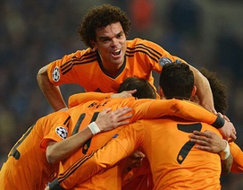 "Ancelotti ca ngợi sự ""hoàn hảo"" của Real Madrid"