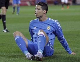 Vì Real Madrid, C.Ronaldo cắn răng tiêm thuốc để ra sân