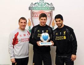 Liverpool thống trị mọi giải thưởng tháng 3 ở Premier League
