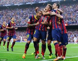 """Sao"" Barcelona kiếm tiền giỏi nhất thế giới"