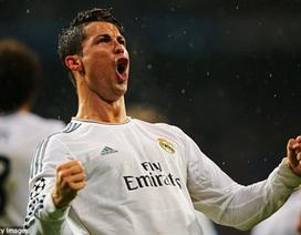 Phá lưới Dortmund, C.Ronaldo san bằng kỷ lục của Messi