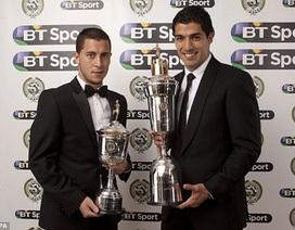 Luis Suarez giành giải Cầu thủ xuất sắc nhất Premier League
