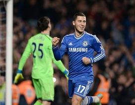 """Cầu thủ trẻ xuất sắc nhất Premier League: Hazard """"chiến"""" Sturridge"""