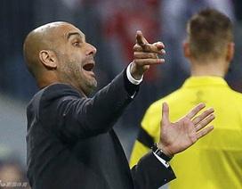 """Guardiola: """"Thử thách mang tên MU quá khó khăn"""""""