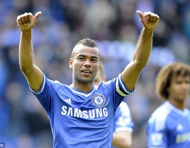 Ashley Cole tuyên bố rời khỏi Chelsea