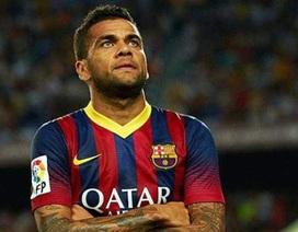 Daniel Alves đạt được thỏa thuận với PSG