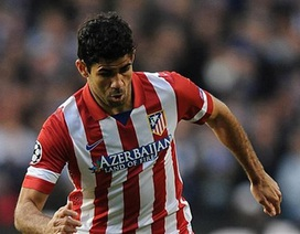 Diego Costa có nguy cơ lỡ World Cup
