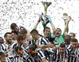 Hạ gục Cagliari, Juventus kết thúc Serie A với 102 điểm